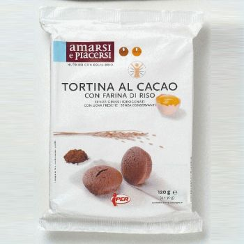 Tortina al cacao