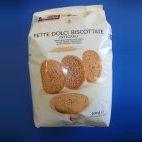 Fette Dolci Biscottate Integrali Amarsi e Piacersi